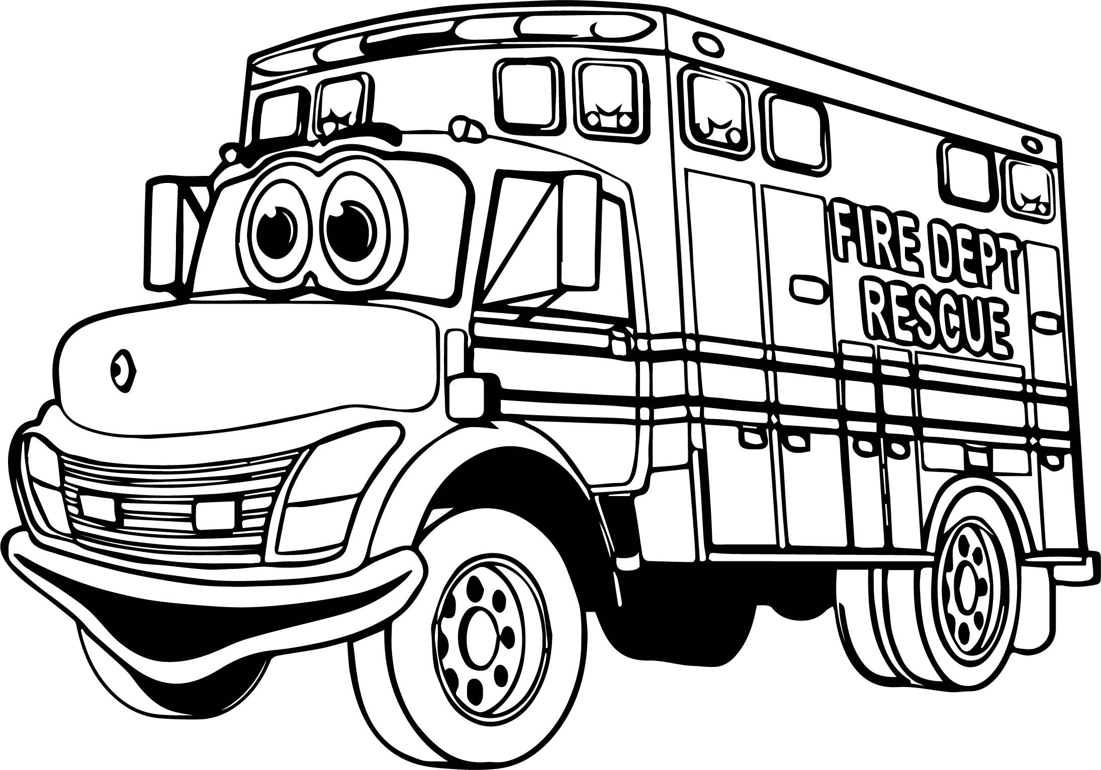 rescue truck coloring pages 9 best rescue vehicles coloring pages images on coloring pages truck rescue