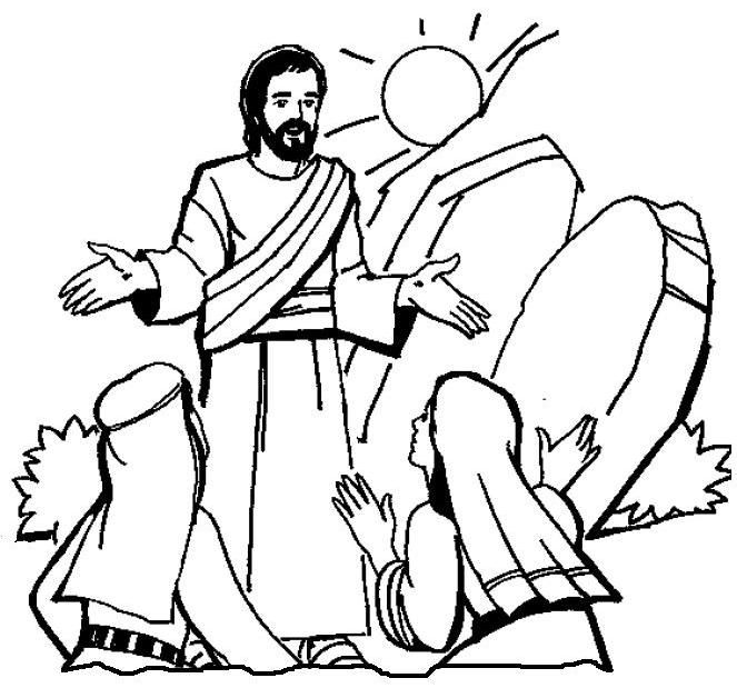 resurrection coloring pages christian easter coloring pages coloring home resurrection coloring pages