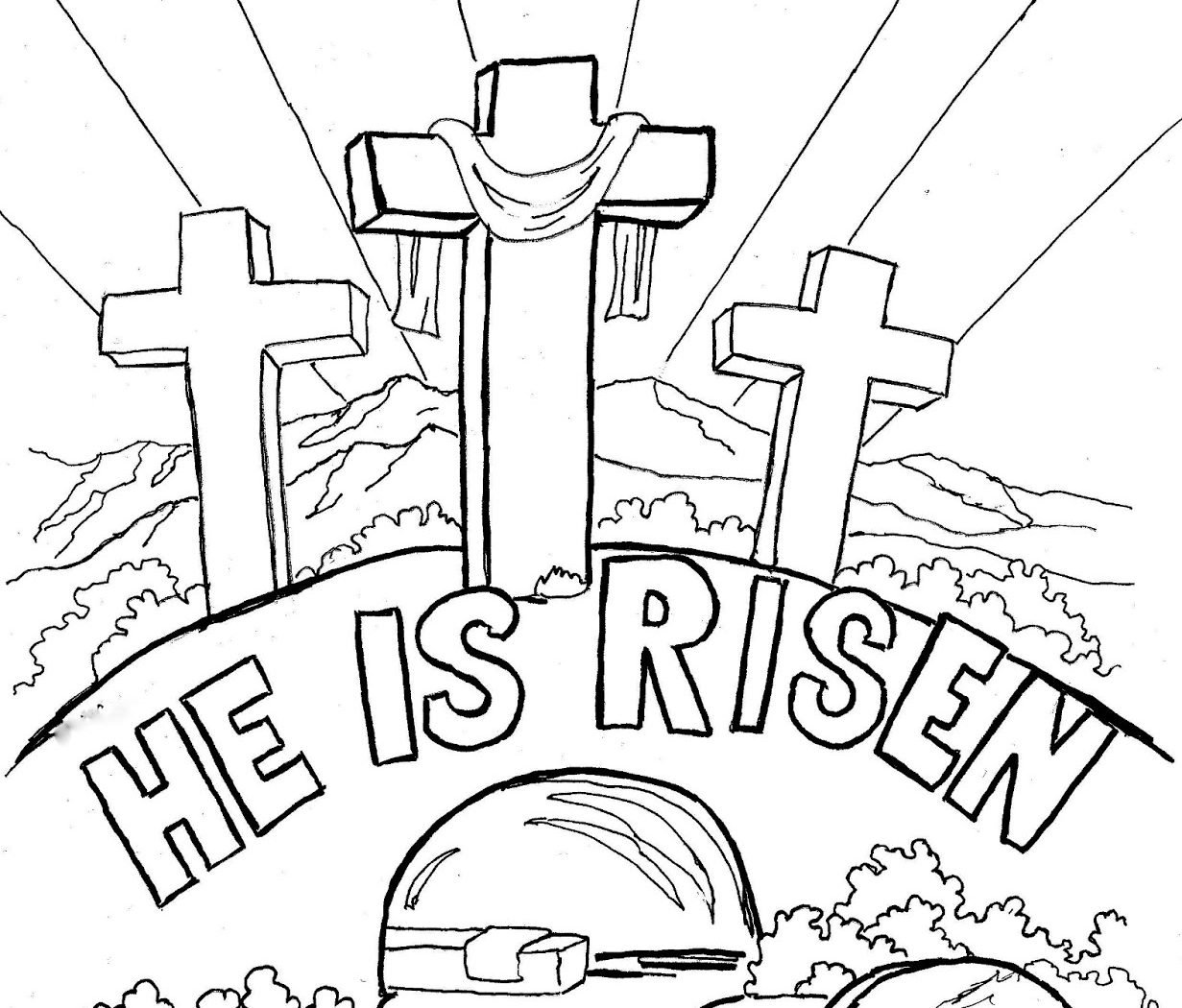 resurrection coloring pages easter colouring religious easter coloring pages coloring resurrection pages