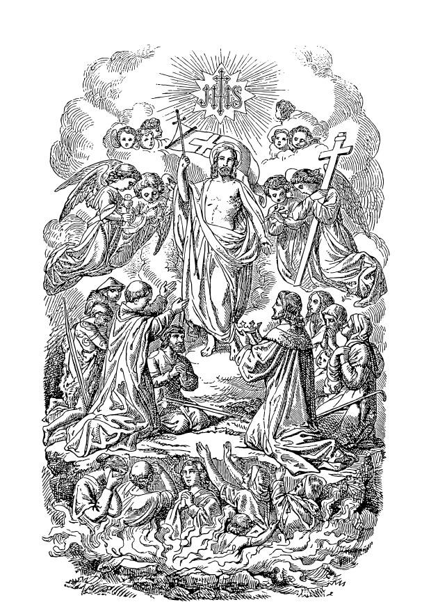 resurrection coloring pages free coloring pages christian easter coloring pages coloring resurrection pages
