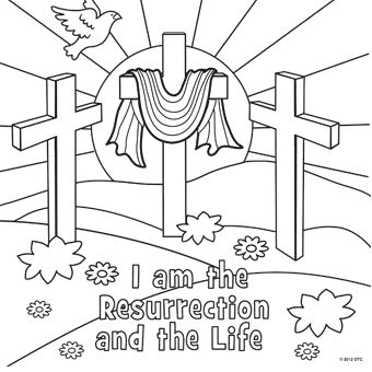 resurrection coloring pages resurrection coloring pages resurrection coloring pages