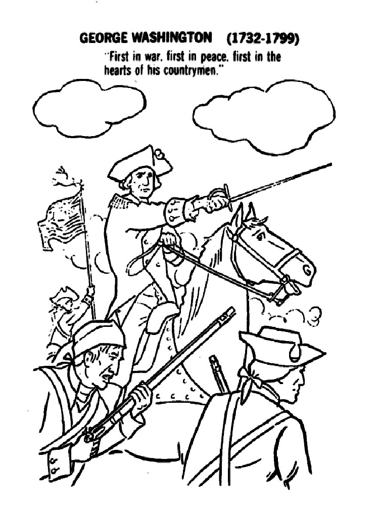 revolutionary war coloring pages american revolutionary war coloring pages download and coloring revolutionary pages war 1 2