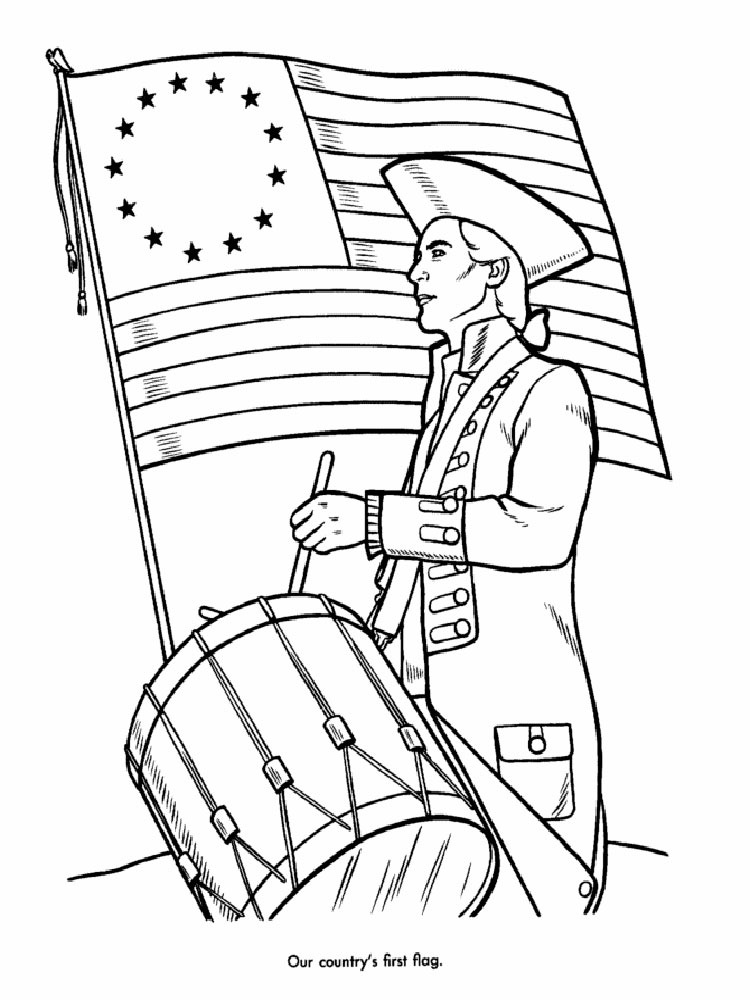 revolutionary war coloring pages american revolutionary war coloring pages download and pages revolutionary coloring war 1 1