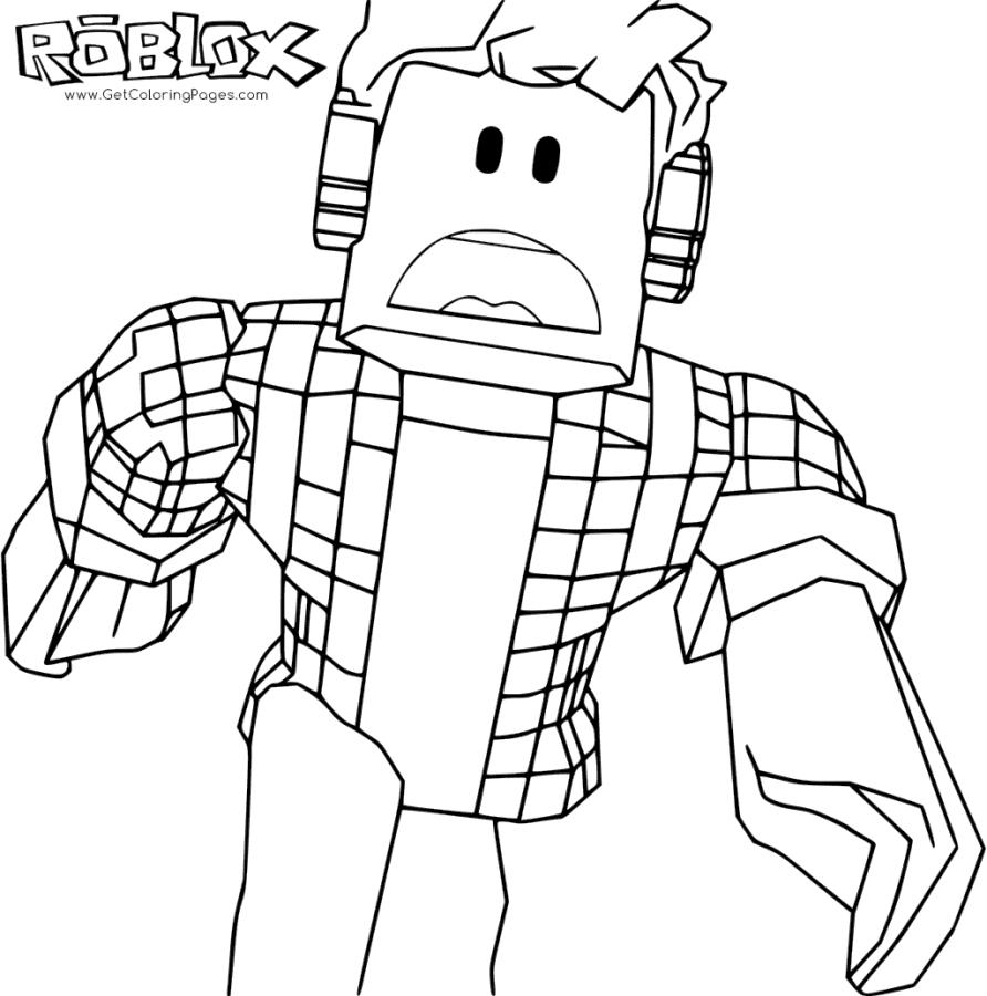 roblox coloring images get this roblox coloring pages free scr3 images coloring roblox