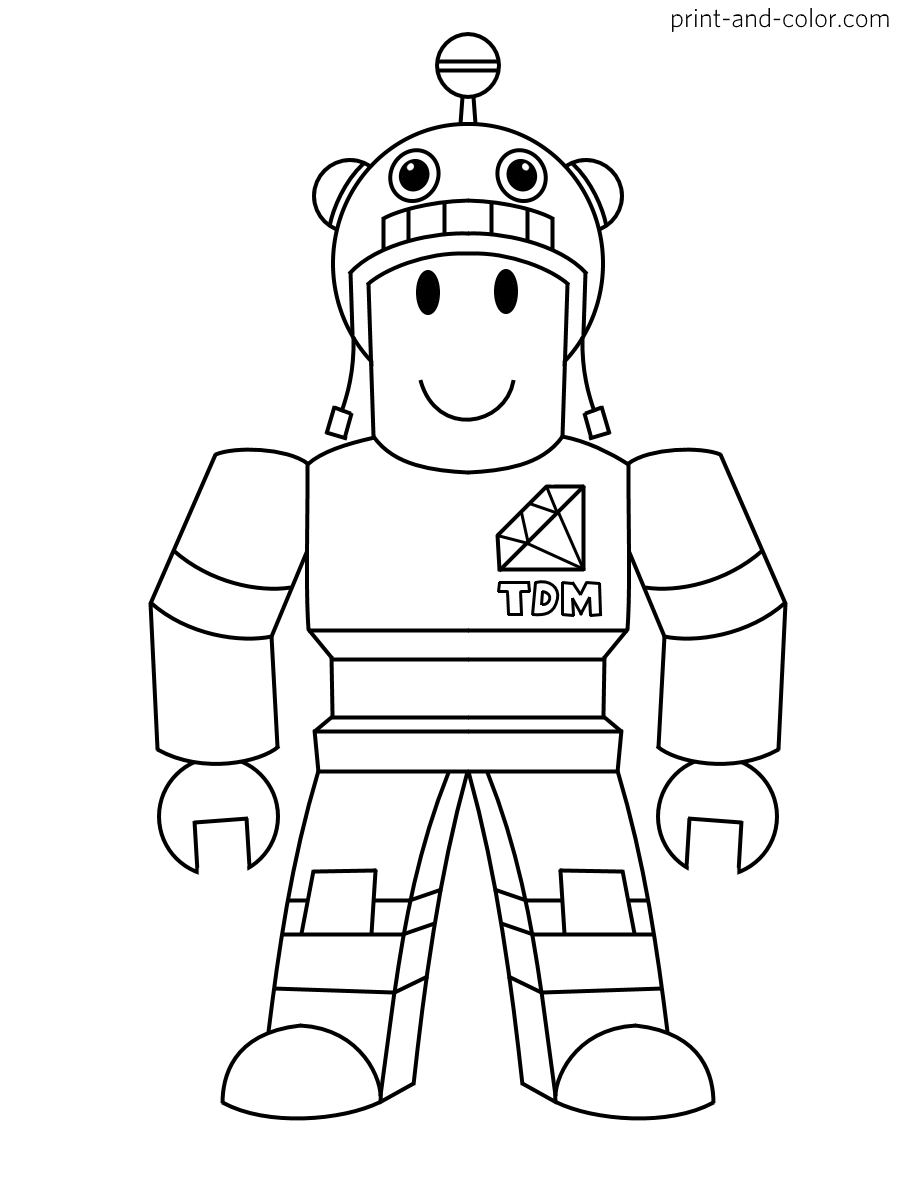 roblox coloring images roblox footballer coloring page free printable coloring roblox coloring images