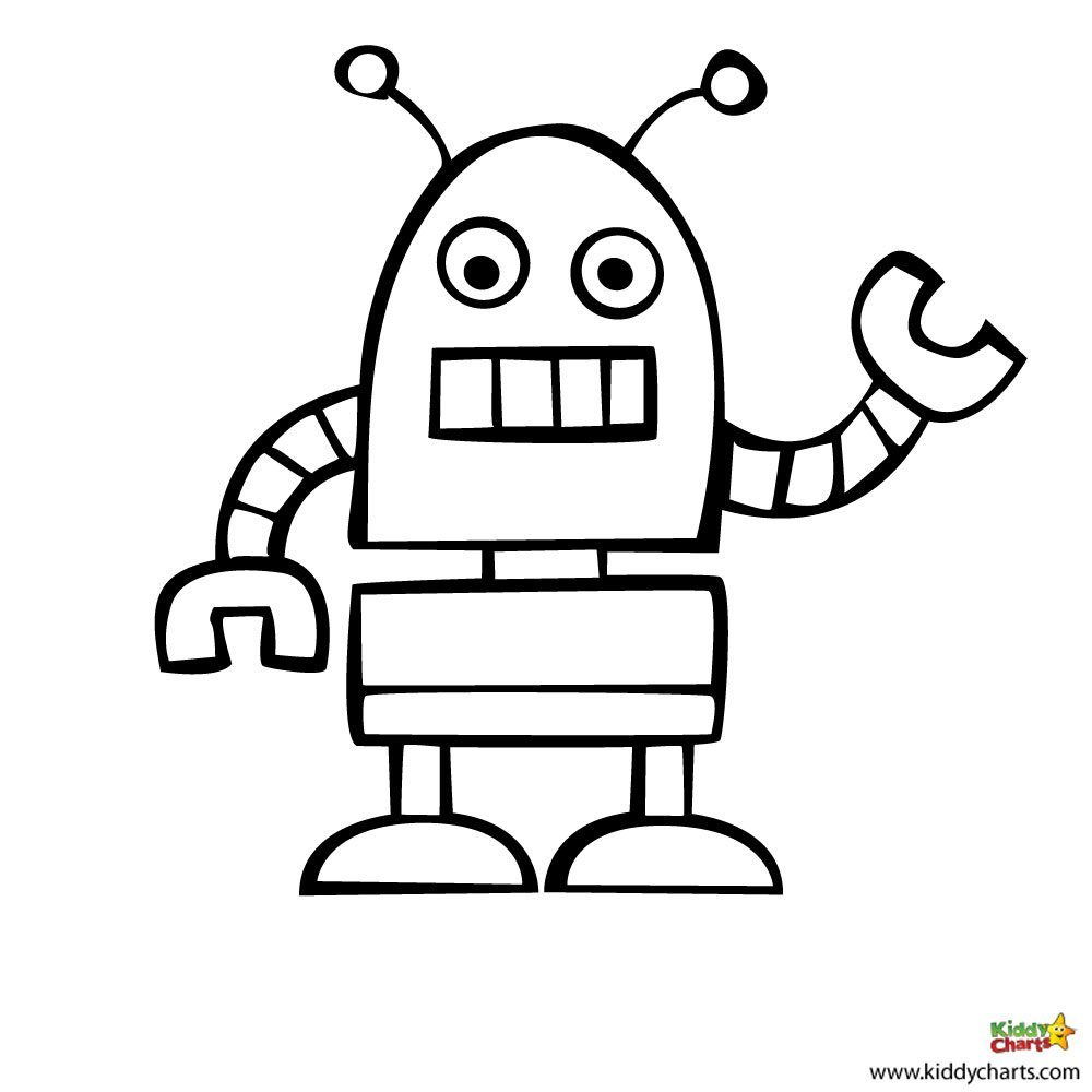 robot coloring picture download robot coloring for free designlooter 2020 picture robot coloring
