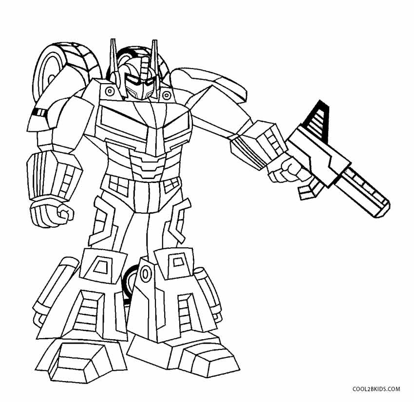 robot coloring picture from future robots coloring pages and robot craft ideas coloring robot picture