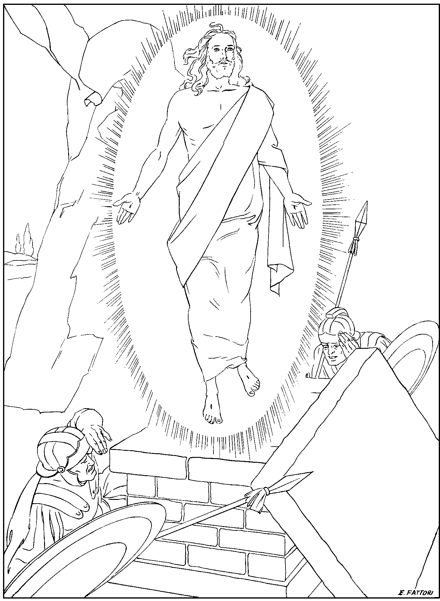 rosary coloring page how to pray the rosary coloring page for kids page rosary coloring