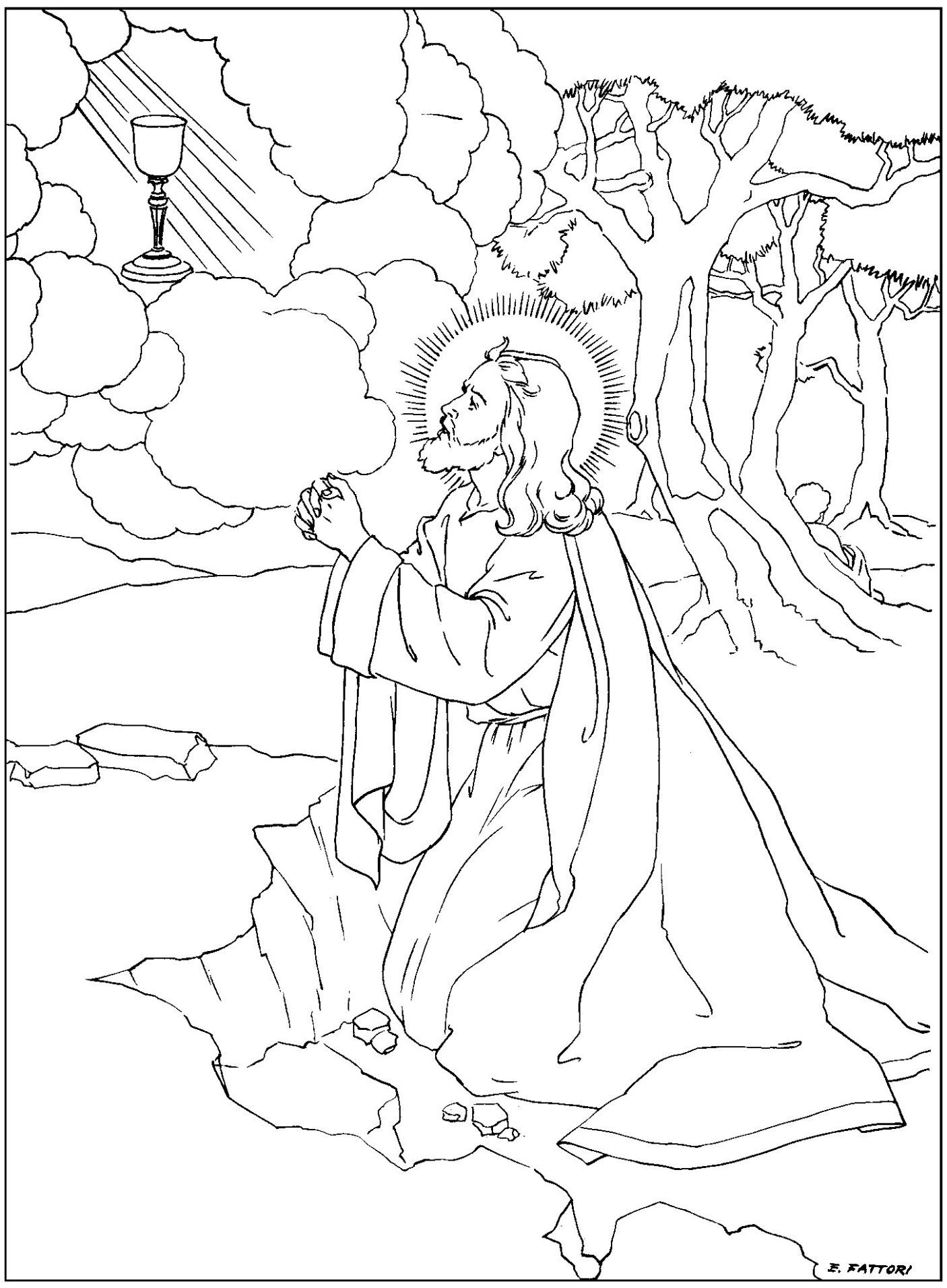 rosary coloring page rosary coloring pages family in feast and feria page coloring rosary
