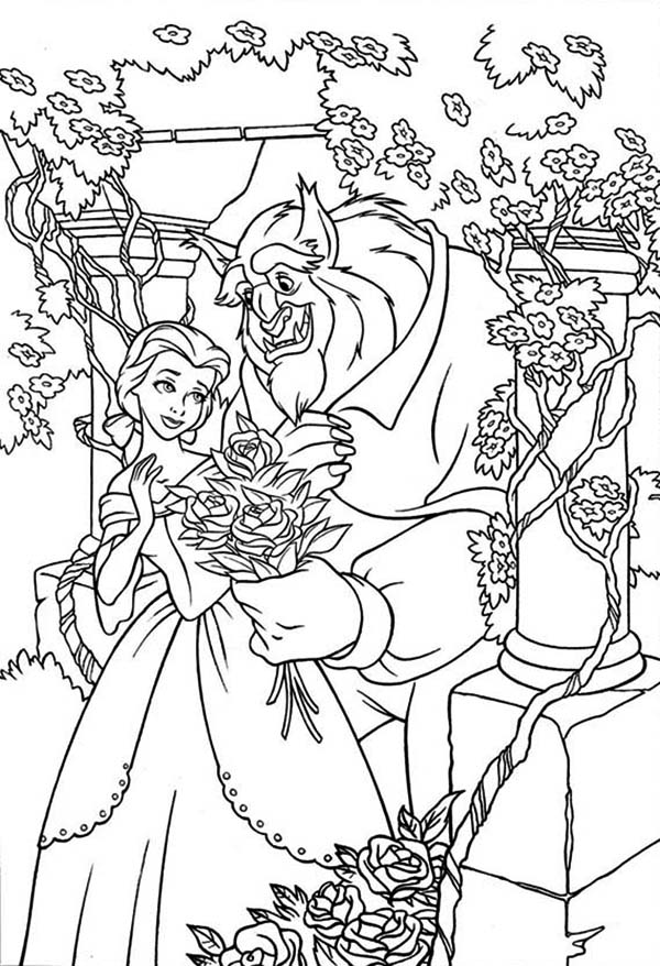 rose garden coloring page coloring pages rose page garden coloring