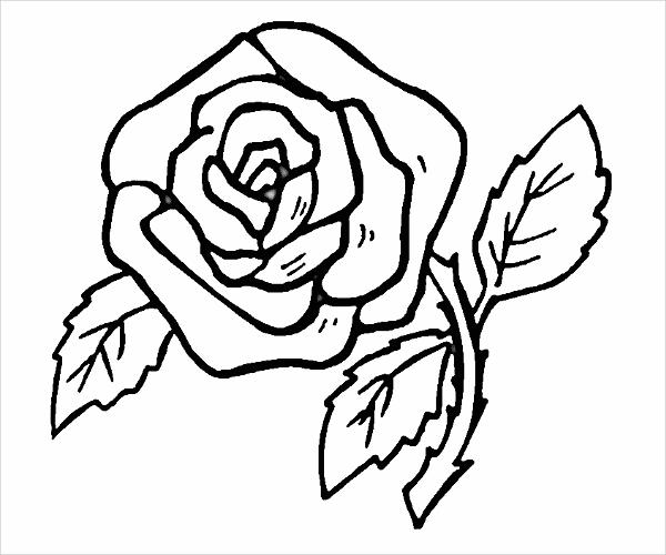 rose garden coloring page rose from garden coloring page download print online garden rose coloring page