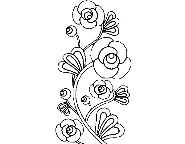 rose garden coloring page rose garden from debbie macomber39s quotcome home to color garden coloring rose page