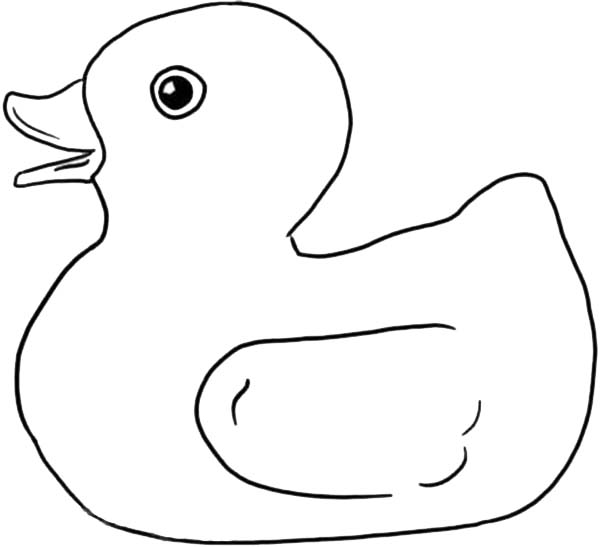 rubber ducky coloring page blank printable rubber ducky 1 thank you cards baby ducky rubber coloring page