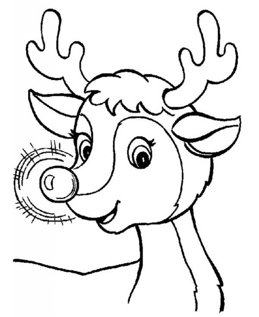 rudolph the red nosed reindeer coloring page printable rudolph coloring pages for kids cool2bkids rudolph coloring nosed reindeer red page the