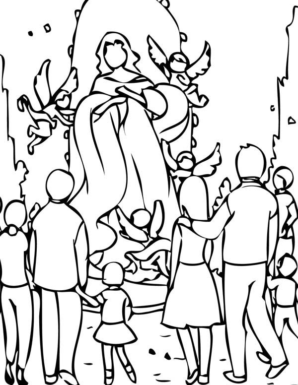 saints coloring pages look to him and be radiant saints coloring pages and pages coloring saints