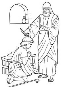 samuel anoints david king coloring page 24 king saul coloring page coloring pages coloring page king anoints samuel coloring david