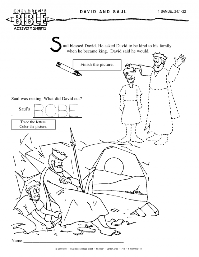 samuel anoints david king coloring page samuel anointing david king bible coloring pages coloring david king samuel page anoints