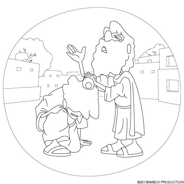samuel anoints david king coloring page saul anointed with images coloring pages bible class samuel page coloring anoints king david