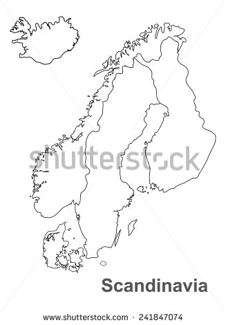scandinavian flags coloring norway coloring pages at getdrawings free download flags coloring scandinavian