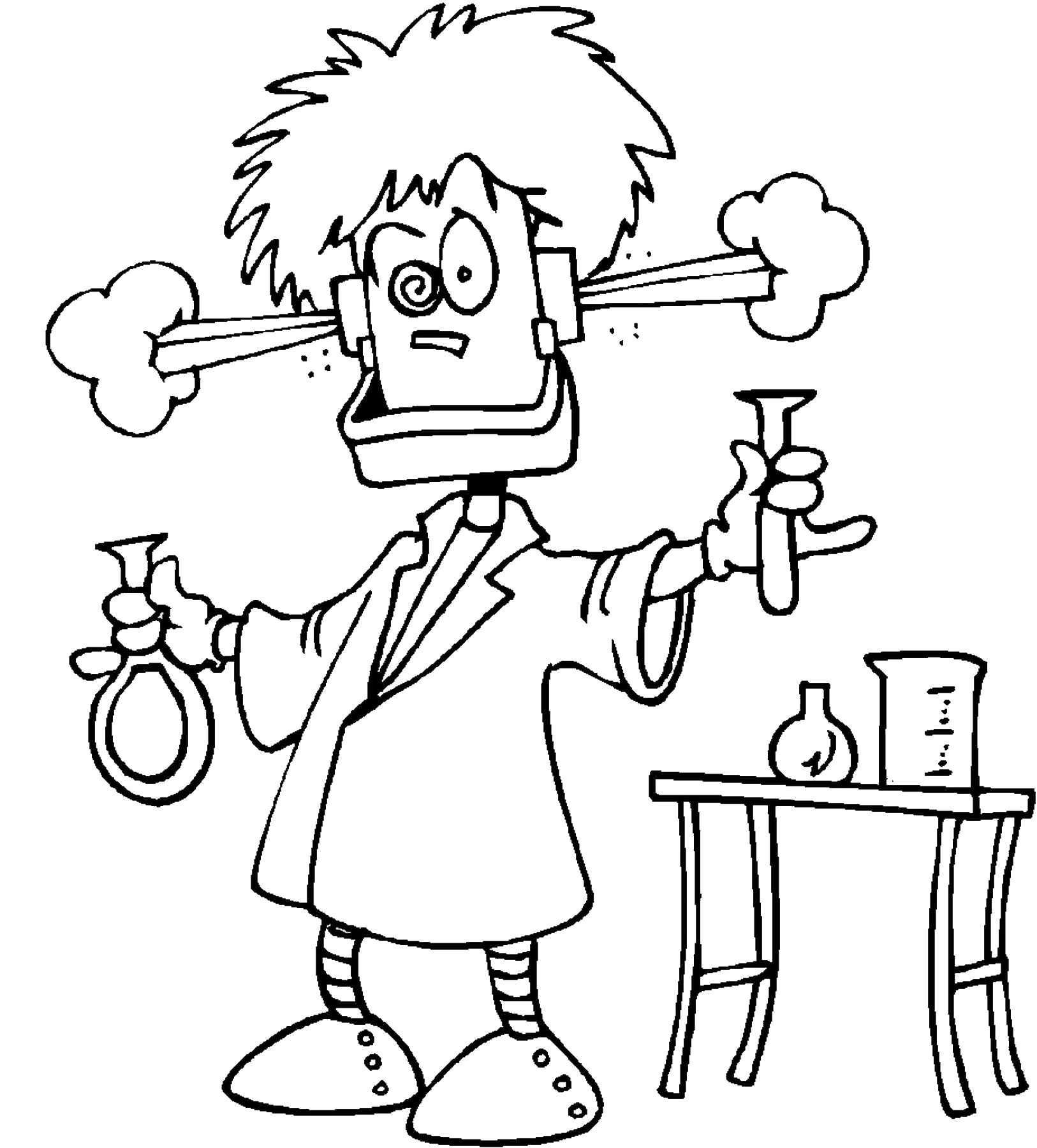 science coloring sheet science coloring pages science coloring sheet
