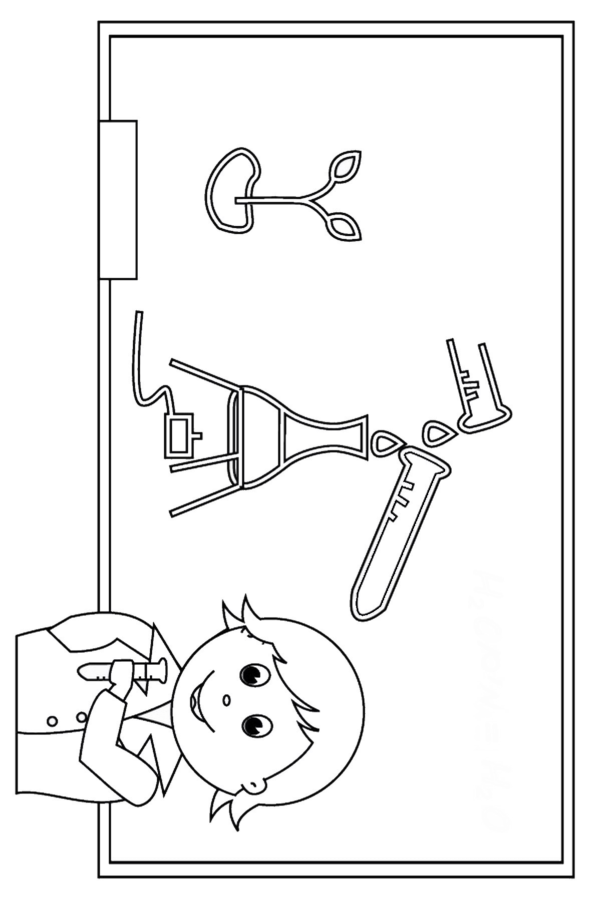 science coloring sheet science coloring pages sheet science coloring 1 1