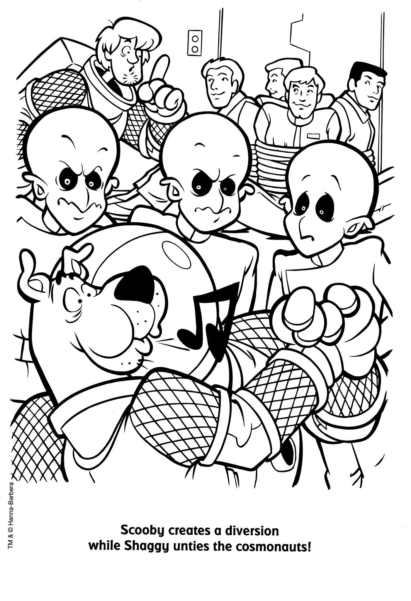 scooby doo characters coloring pages scooby doo characters coloring pages doo characters pages scooby coloring