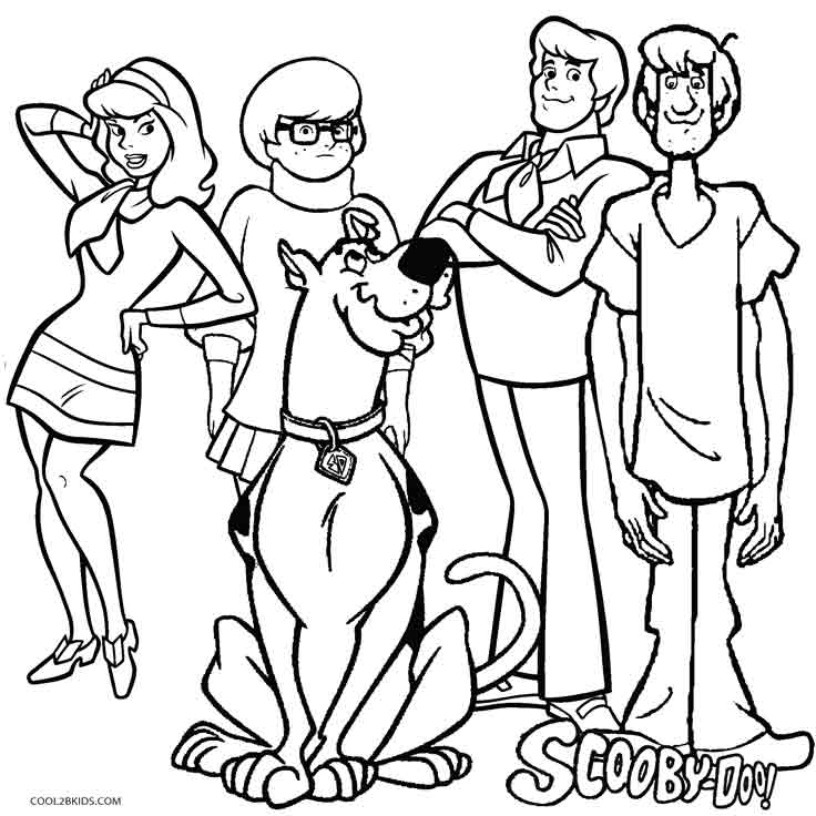 scooby doo pictures to print scooby doo coloring pages pictures doo scooby print to