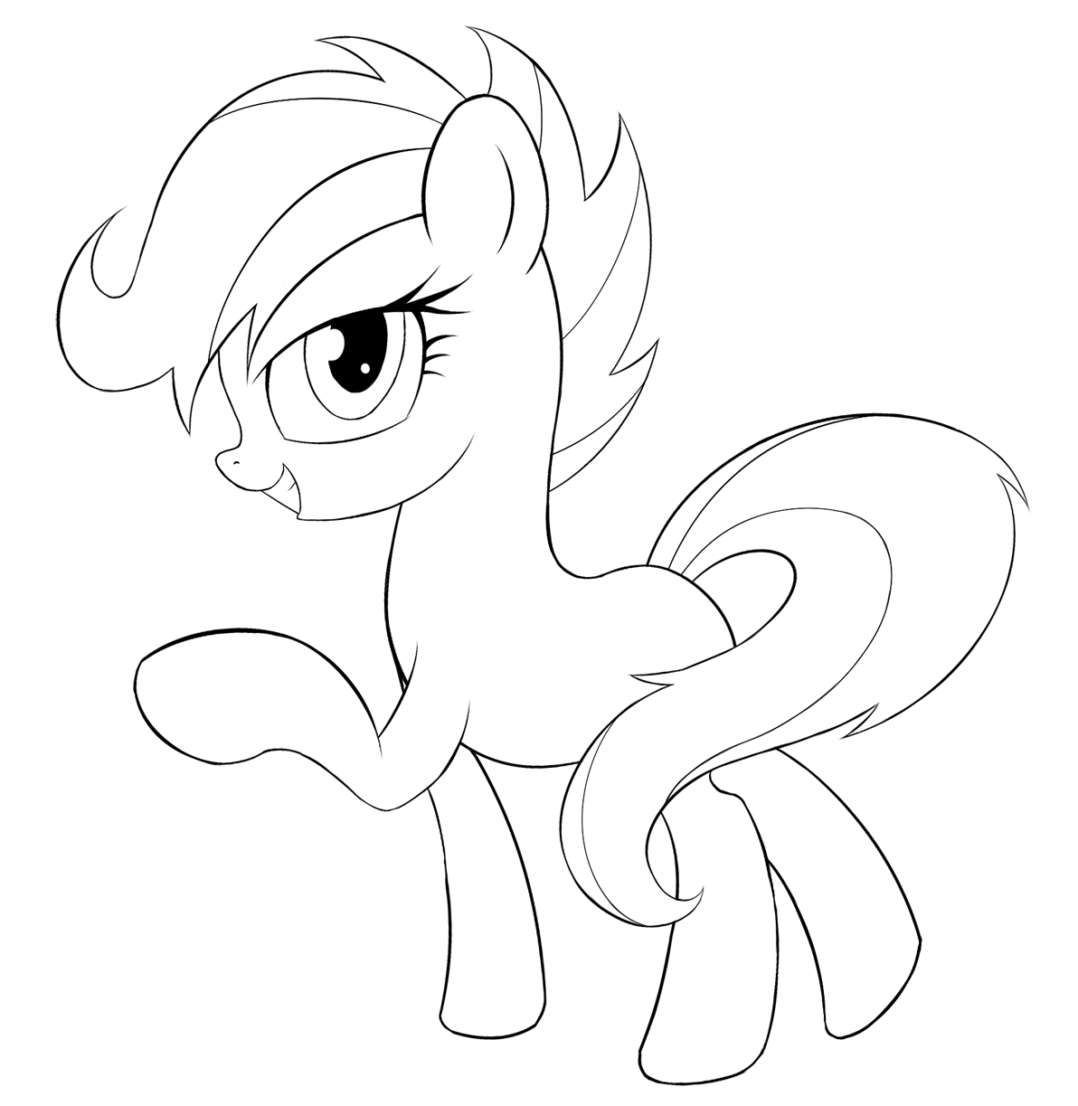 scootaloo coloring page baby scootaloo my little pony coloring pages printable page coloring scootaloo