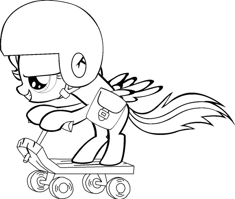 scootaloo coloring page my little pony coloring pages scootaloo coloring scootaloo page