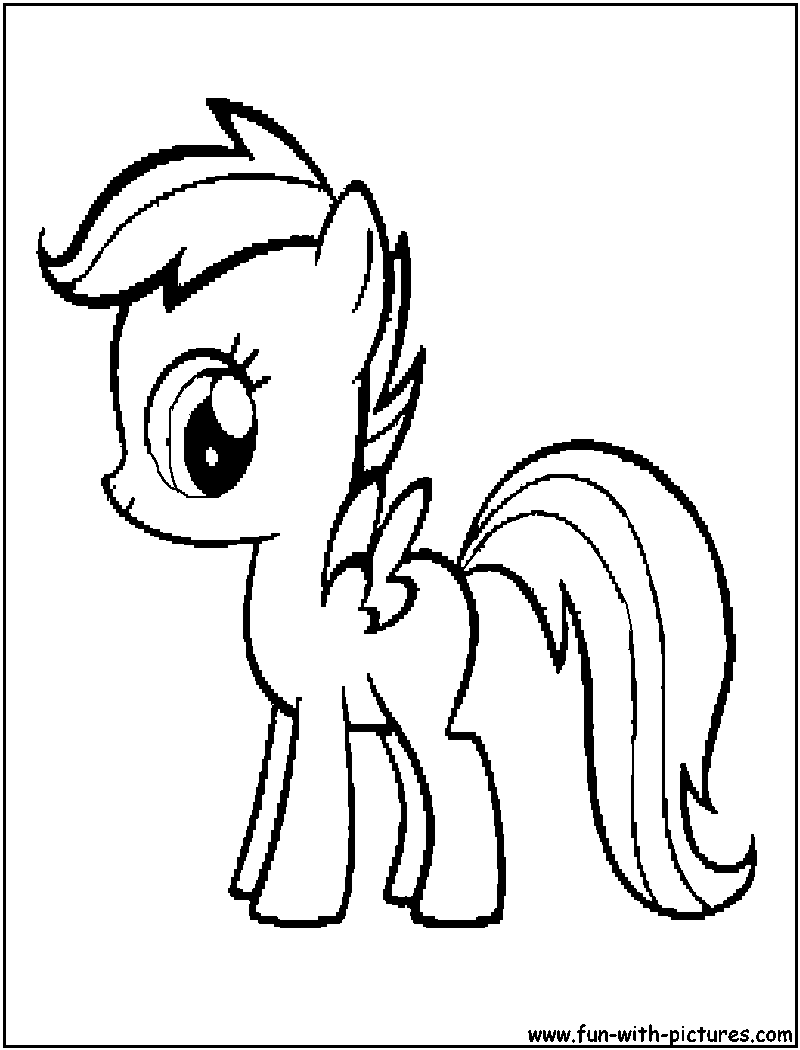 scootaloo coloring page my little pony scootaloo coloring pages at getcolorings scootaloo coloring page