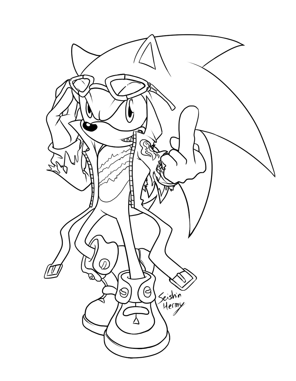 scourge the hedgehog coloring pages scourge the hedgehog pages coloring pages hedgehog pages scourge coloring the