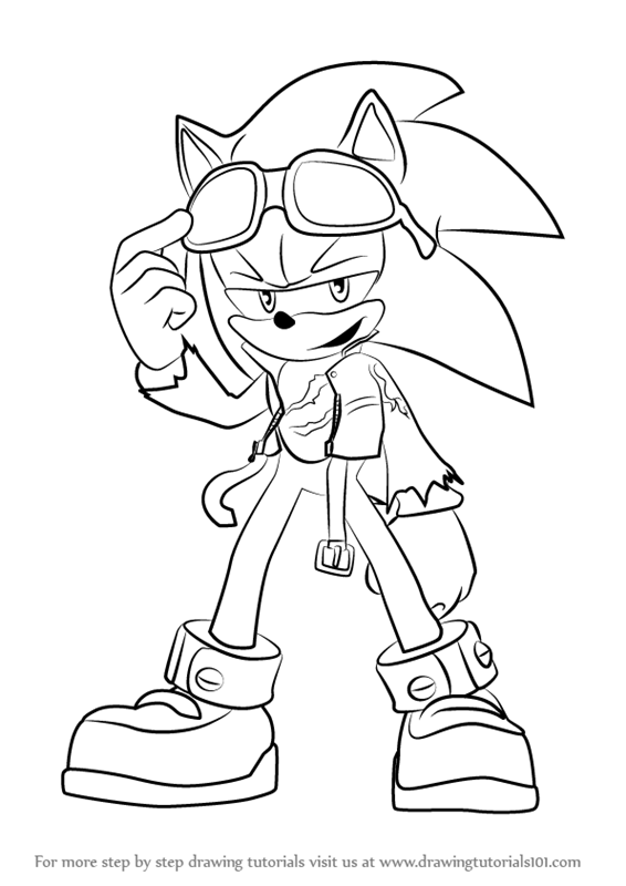 scourge the hedgehog coloring pages scourge the hedgehog pages coloring pages pages the scourge coloring hedgehog