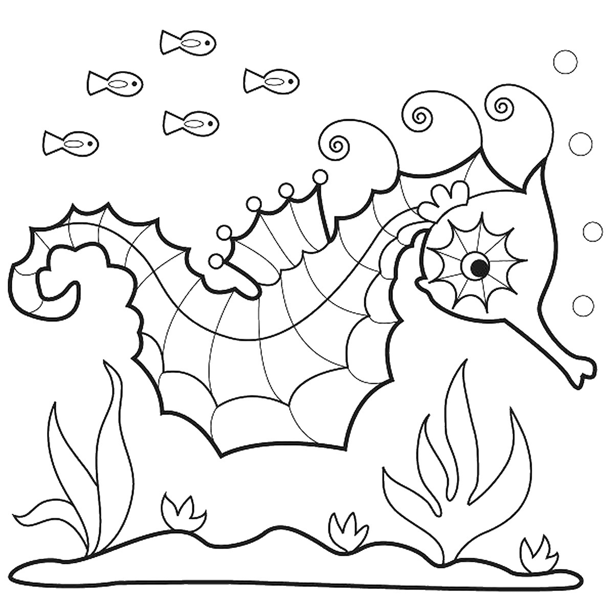 seahorse images for coloring realistic seahorse coloring pages for adult realistic seahorse coloring images for