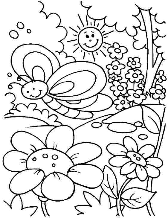 seasons coloring pages spring pages seasons coloring pages coloring pages seasons