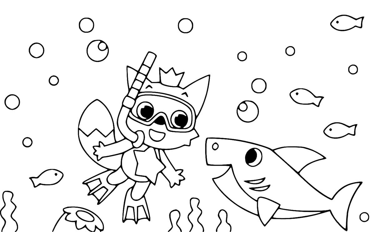 shark coloring pictures to print great white shark endangered animal coloring page woo pictures coloring shark print to