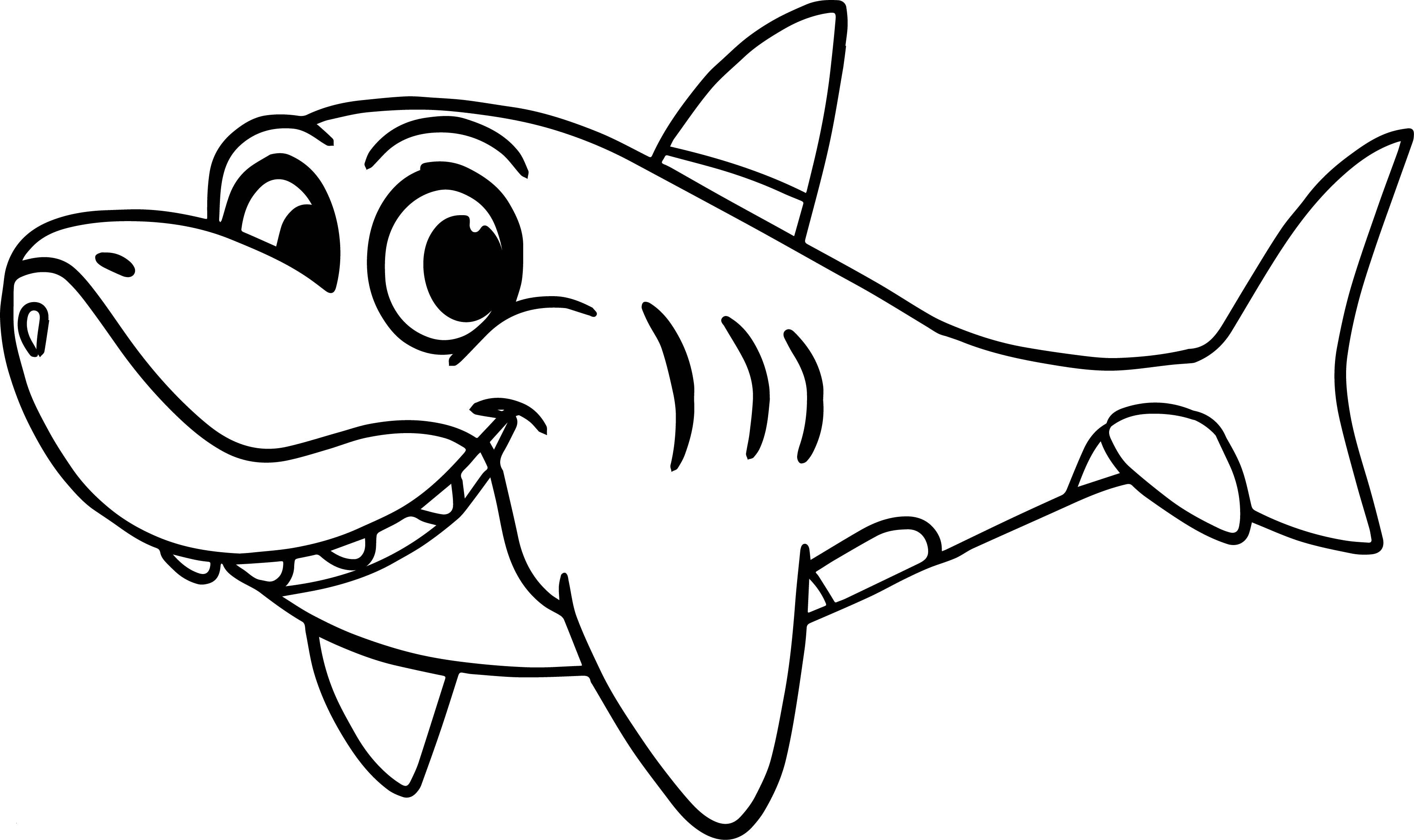 shark coloring pictures to print hammerhead shark coloring pages to print coloring to print shark pictures