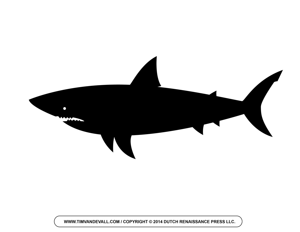 shark silouette shark silhouette clipart free download on clipartmag silouette shark