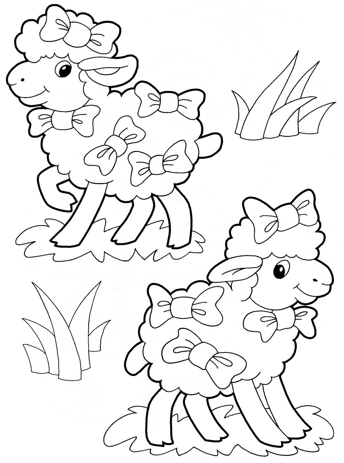 sheep for coloring sheep coloring pages for you sheep coloring for