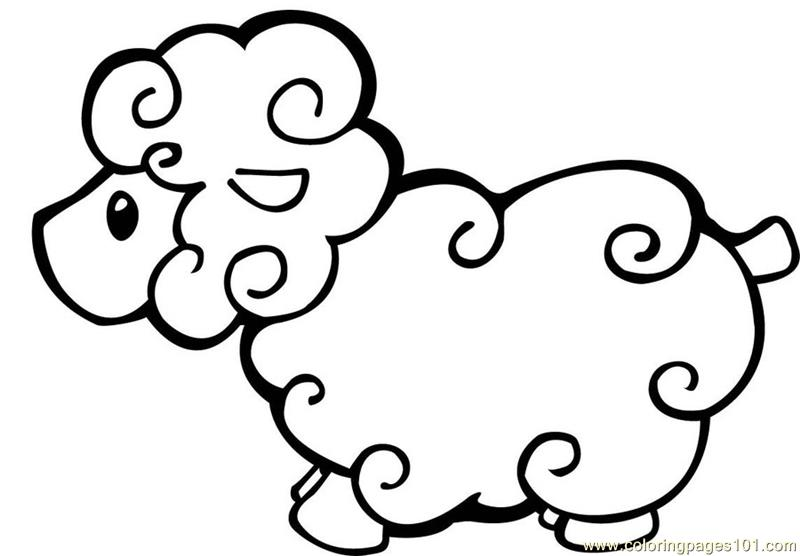 sheep head coloring page coloring pages sheep az sketch coloring page page head coloring sheep