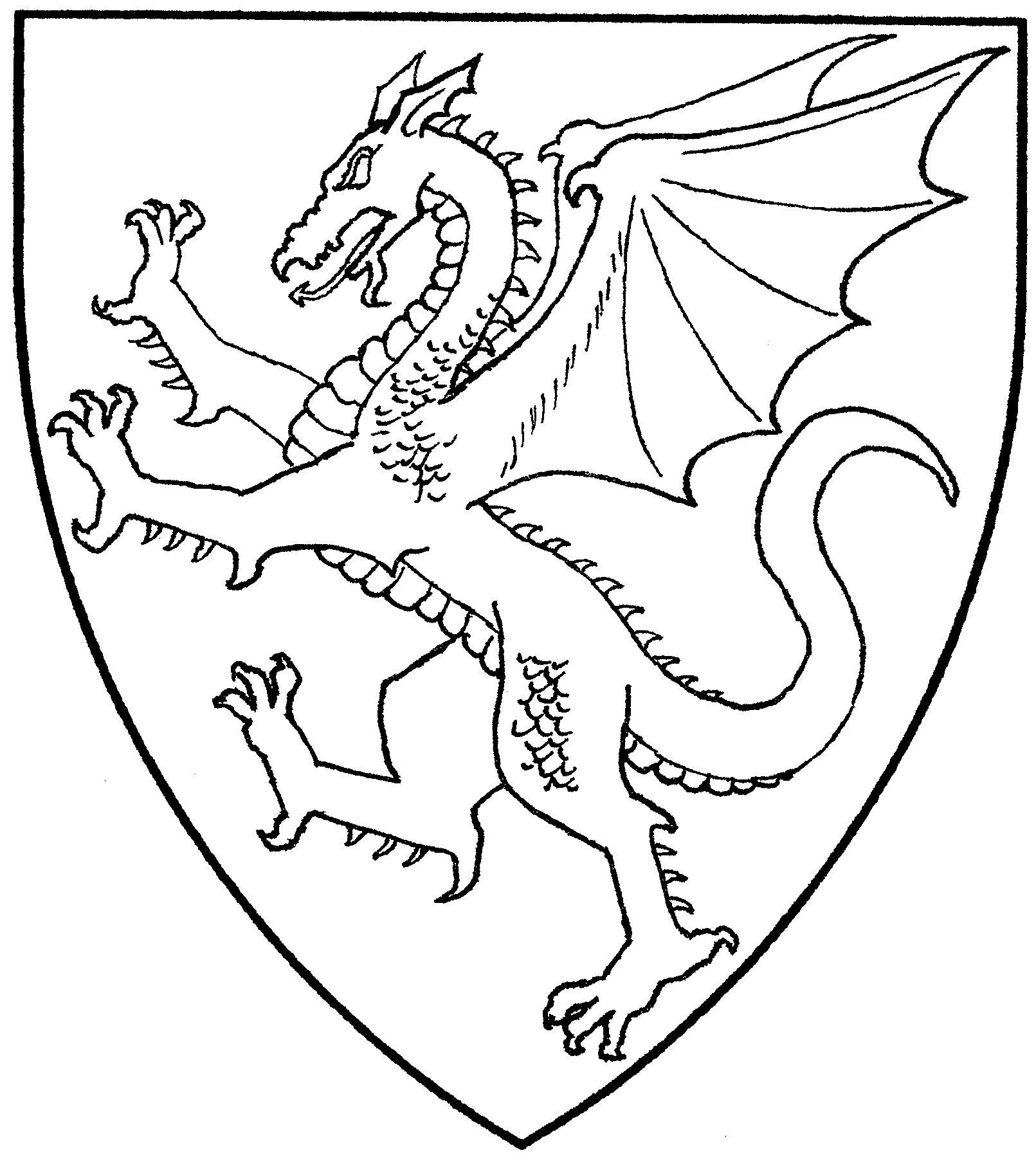 shield coloring page medieval shield coloring pages get coloring pages coloring shield page