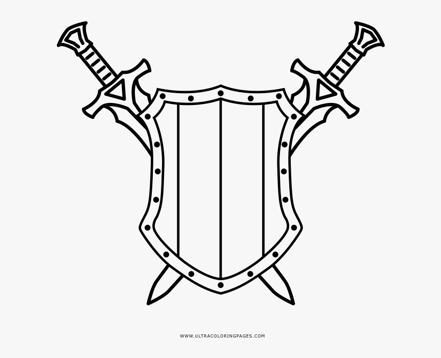 shield coloring page set of medieval style shields coloring page print color coloring page shield