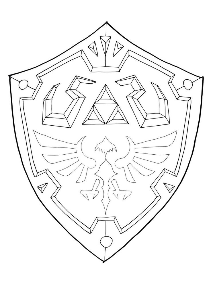 shield coloring page shield coloring pages clipart best page shield coloring 1 2