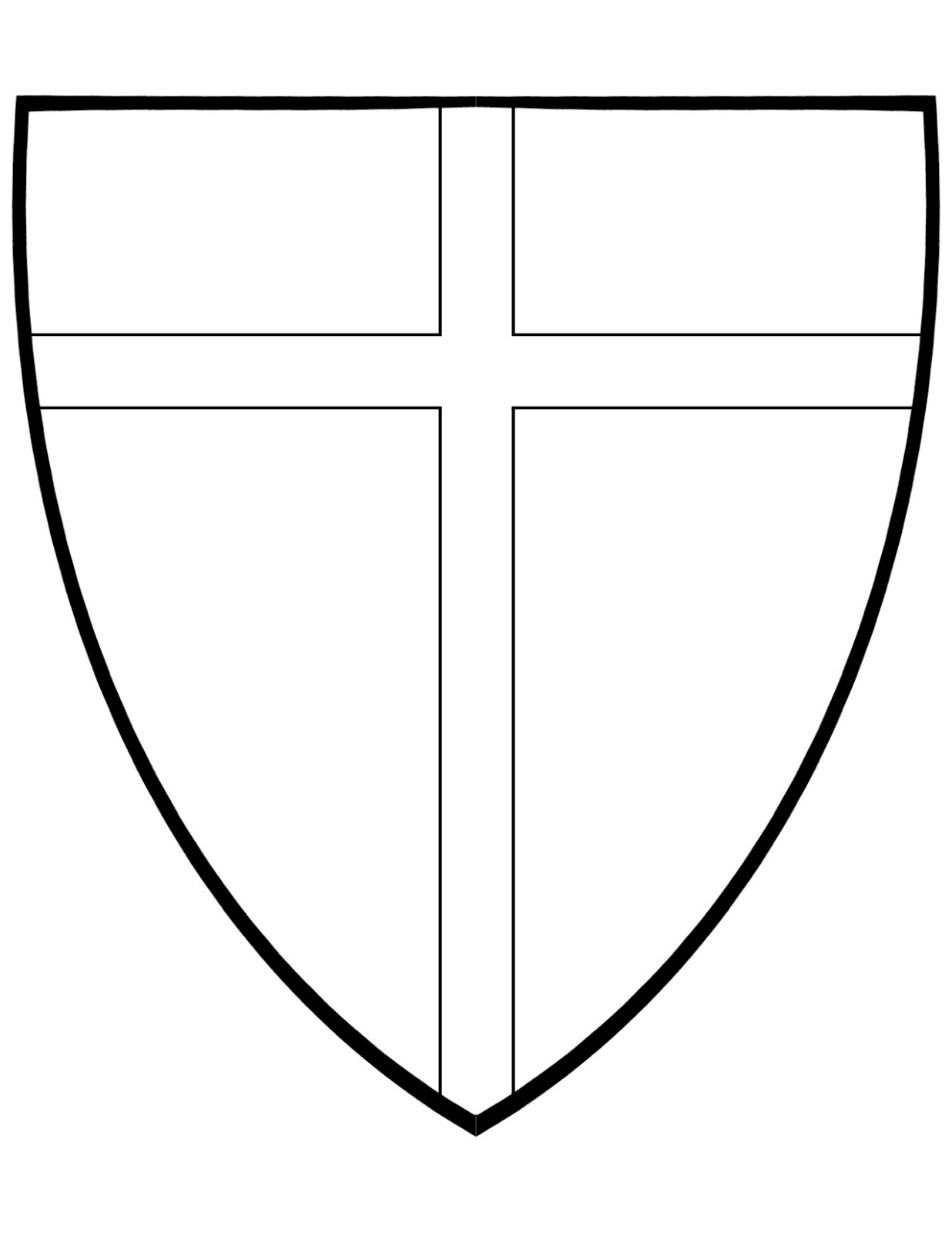 shield coloring page shield coloring pages clipart best shield page coloring