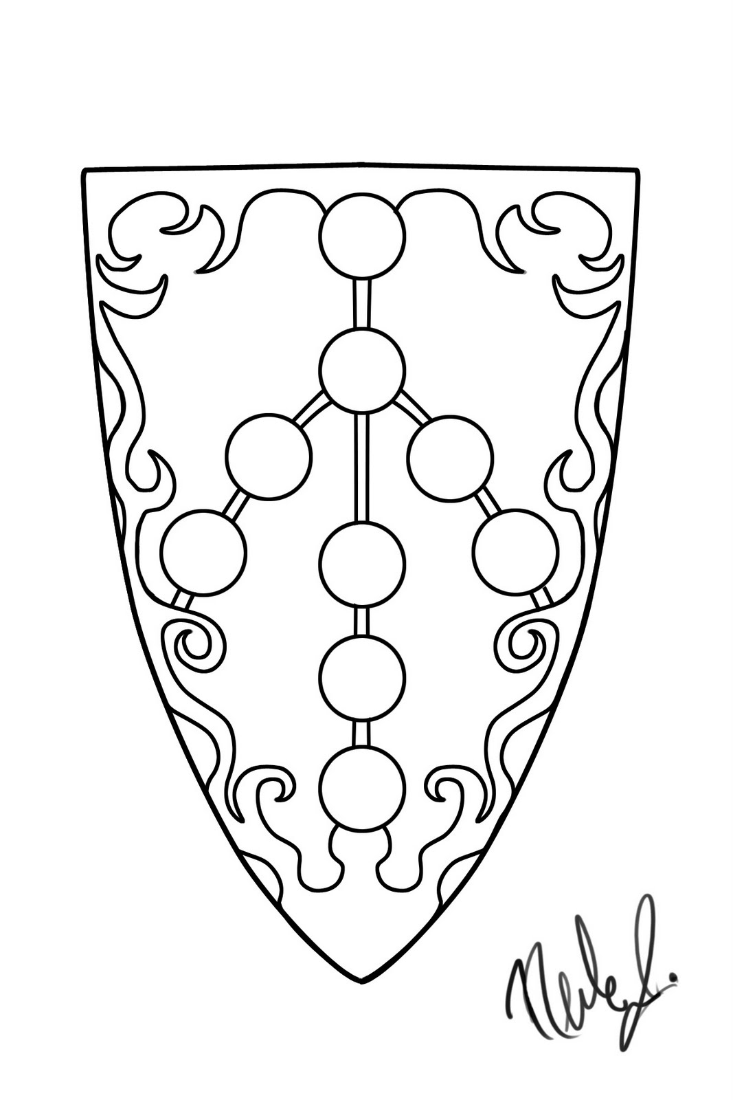 shield coloring page shield of faith coloring page coloring home coloring shield page