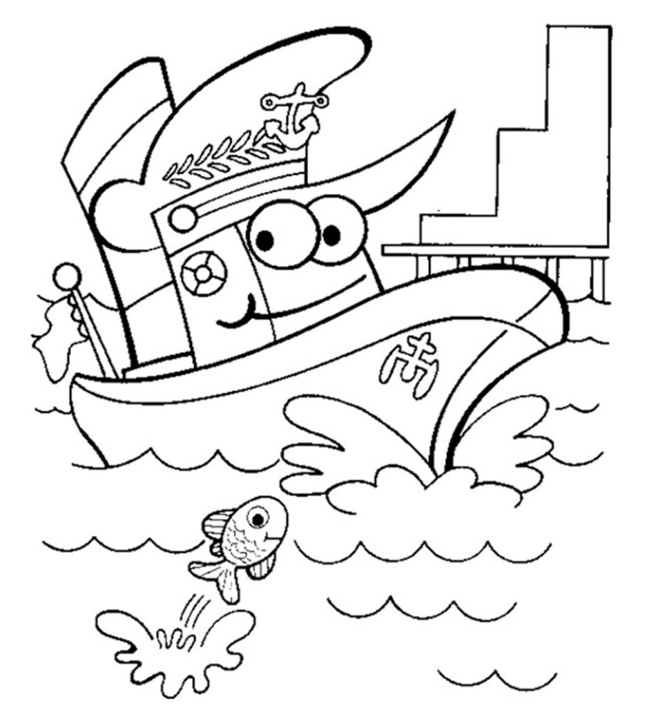ship coloring pages 10 best boats and ships coloring pages for your little ones coloring ship pages