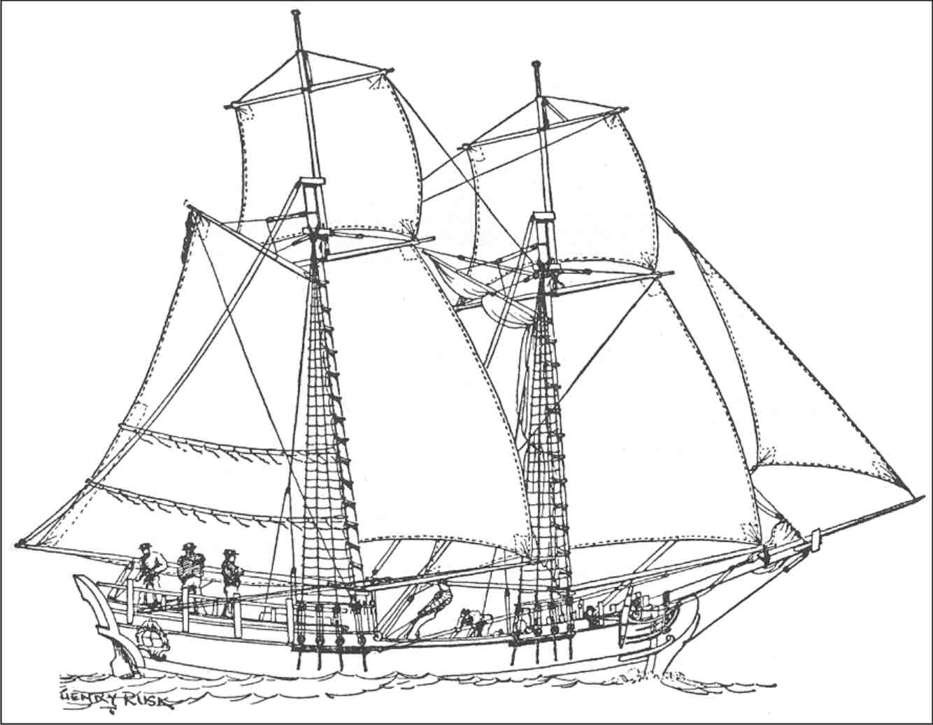 ship drawing east clipper pirate ship drawing png free transparent ship drawing