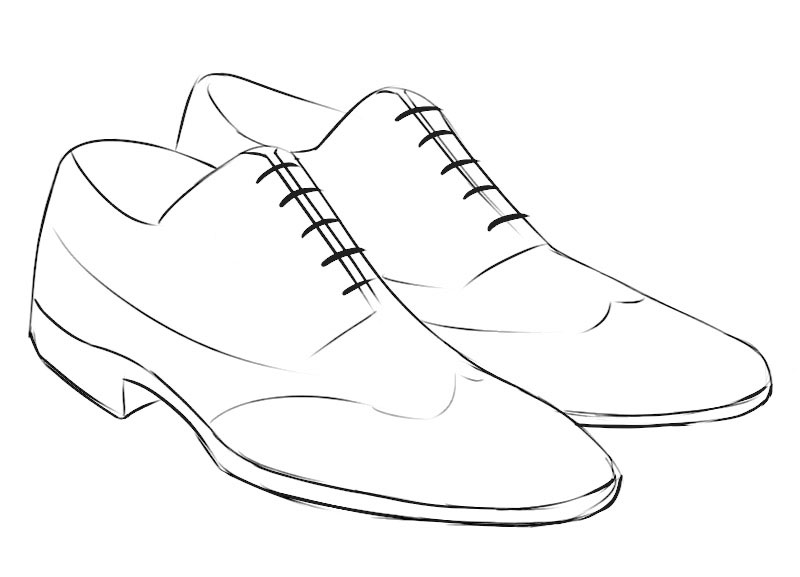 shoes coloring page basketball shoes coloring pages coloring pages to coloring page shoes