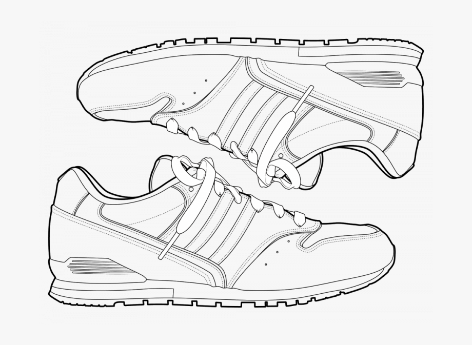 shoes coloring page girls shoes coloring pages at getdrawings free download page coloring shoes