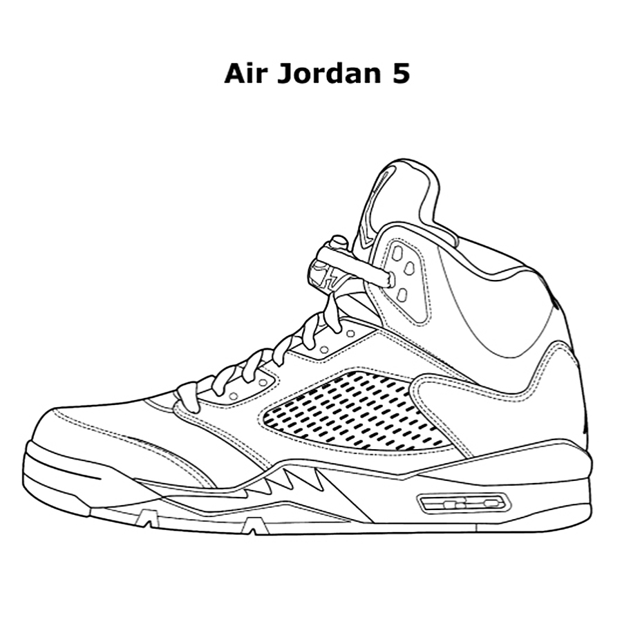 shoes coloring page nike shoes coloring pages at getcoloringscom free page shoes coloring