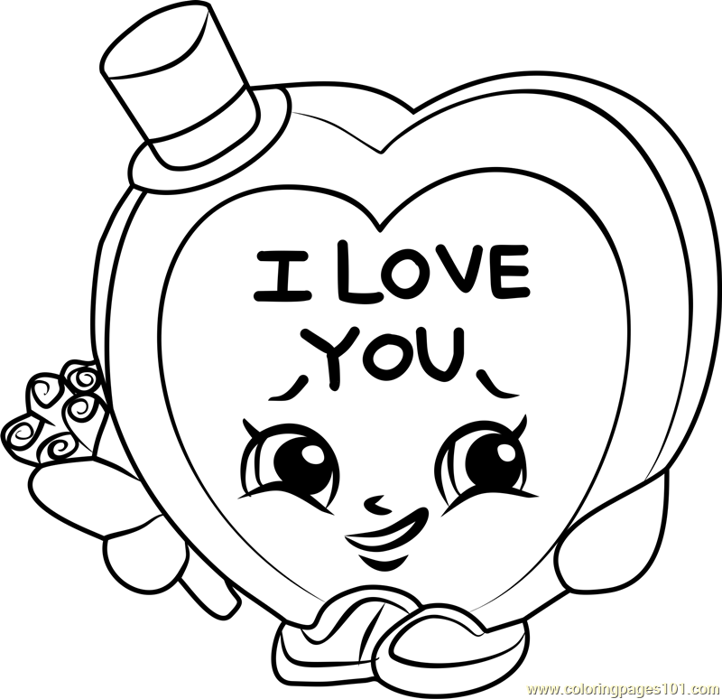 shopkins candy coloring pages mandy candy from shopkins coloring pages free printable shopkins pages coloring candy